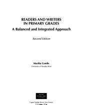 Readers and Writers in Primary Grades PDF