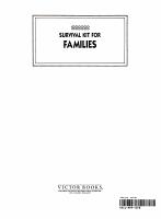 Survival Kit for Families PDF