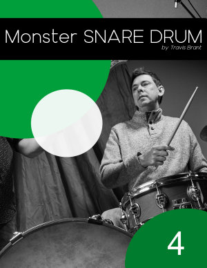 Monster Snare Drum   Volume 4