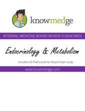 Knowmedge Internal Medicine Flashcards - Endocrinology