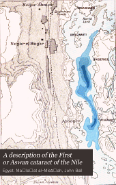 A Description of the First Or Aswan Cataract of the Nile