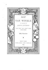 Rip Van Winkle, as Played by Joseph Jefferson