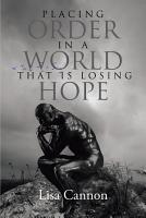 Placing Order In A World That Is Losing Hope PDF