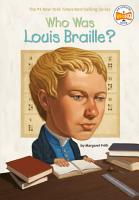 Who Was Louis Braille  PDF
