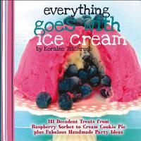 Everything Goes with Ice Cream PDF