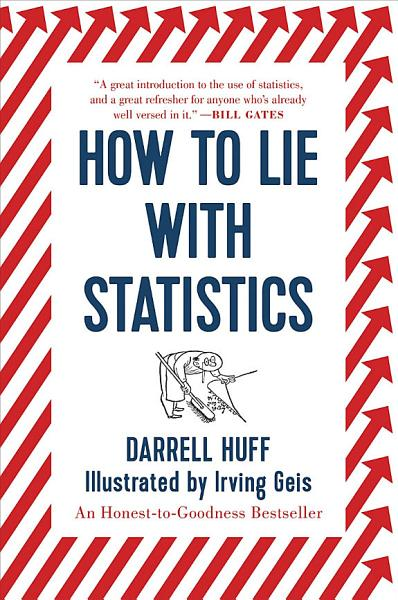 Download How to Lie with Statistics Book