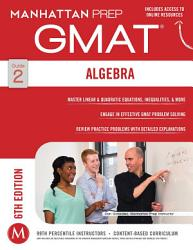 Gmat Algebra Strategy Guide Book PDF