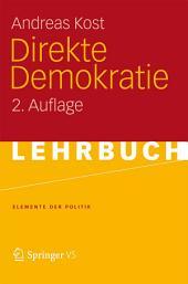 Direkte Demokratie: Ausgabe 2