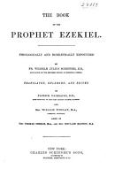 A Commentary on the Holy Scriptures  Ezekil  Daniel PDF