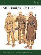 Afrikakorps 1941?43