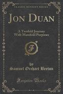 Jon Duan PDF