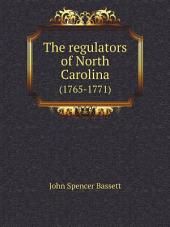 The regulators of North Carolina