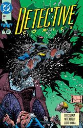 Detective Comics (1937-2011) #654