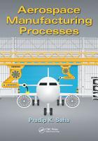 Aerospace Manufacturing Processes PDF