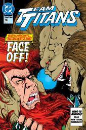 Team Titans (1992-) #10