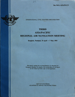 Third Asia/Pacific Regional Meeting, Bangkok, Thailand, 19 April - 7 May 1993