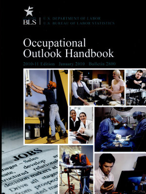 Occupational outlook handbook  2010 11  Paperback  PDF