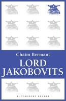 Lord Jakobovits PDF