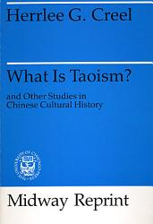 What Is Taoism  PDF