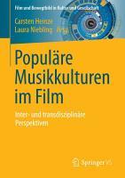 Popul  re Musikkulturen im Film PDF