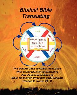 Biblical Bible Translating Book