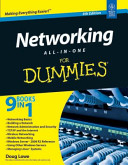 NETWORKING ALL-IN-ONE FOR DUMMIES, 4TH ED