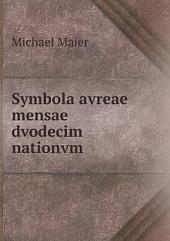Symbola avreae mensae dvodecim nationvm