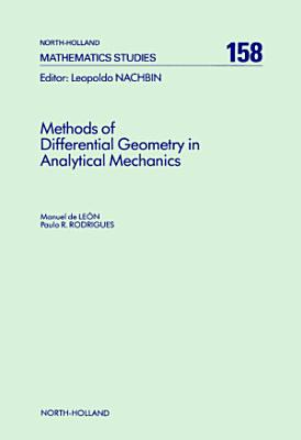 Methods of Differential Geometry in Analytical Mechanics