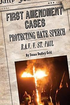 Protecting Hate Speech  R A V  v  St  Paul PDF