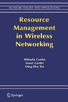 Resource Management in Wireless Networking PDF