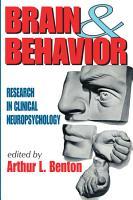 Brain and Behavior PDF