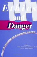 Ethics and Danger PDF