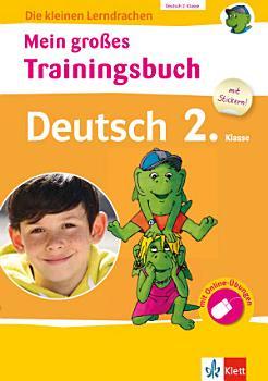 Klett Mein gro  es Trainingsbuch Deutsch 2  Klasse PDF