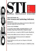 STI Review  Volume 2000 Issue 2 Special Issue on New Science and Technology Indicators PDF
