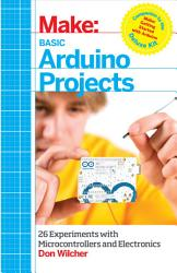 Basic Arduino Projects Book PDF