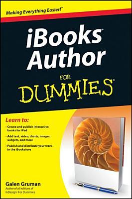 IBooks Author For Dummies