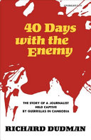 Forty Days with the Enemy Book