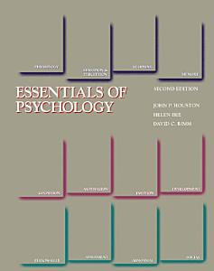 Essentials of Psychology Book