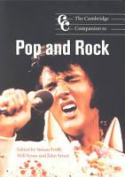 The Cambridge Companion to Pop and Rock PDF
