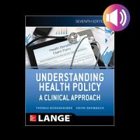 Understanding Health Policy  A Clinical Approach  Seventh Edition PDF