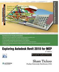 Exploring Autodesk Revit 2018 for MEP  5th Edition PDF