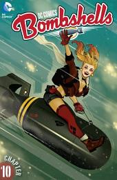 DC Comics: Bombshells (2015-) #10