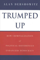 Trumped Up Book