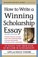 How to Write a Winning Scholarship Essay PDF