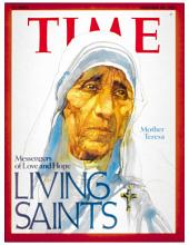 TIME Magazine Biography--Mother Teresa