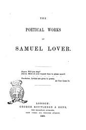 The Poetical Works of Samuel Lover