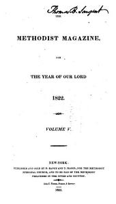 The Methodist Review: Volume 5