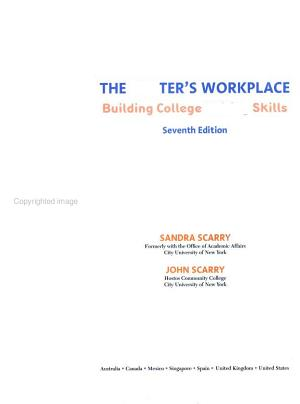 The Writer s Workplace PDF