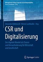 CSR und Digitalisierung PDF