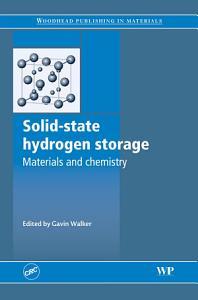 Solid State Hydrogen Storage